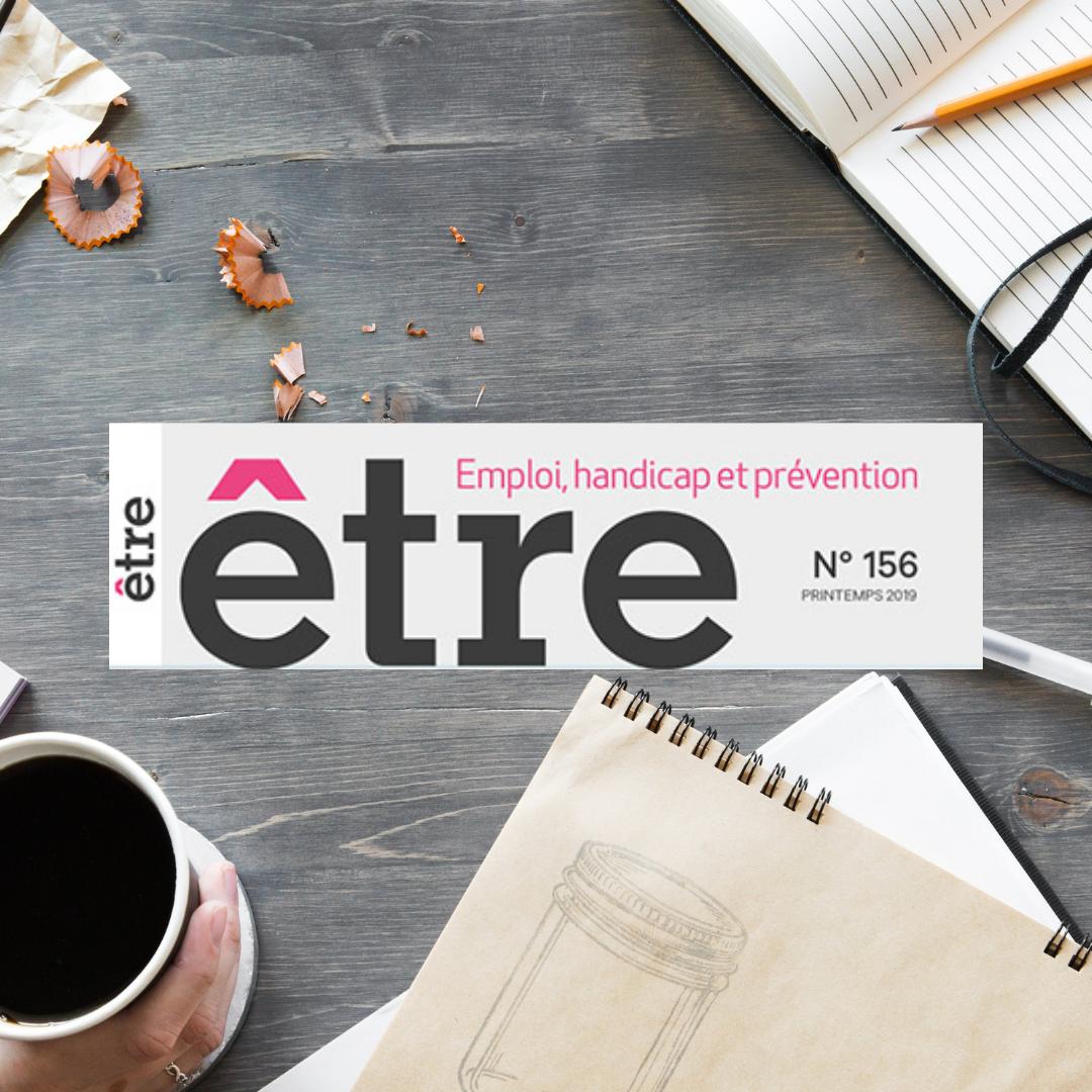 ÊTRE MAGAZINE : Carrefour et l'Agence Bbird, mise en lumière de notre partenariat. 3