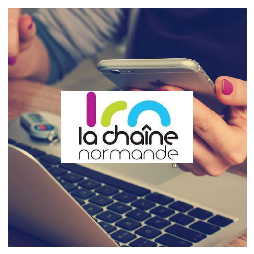 La Chaine Normande était présente pendant Handihack, premier hackathon sur le handicap ! 4