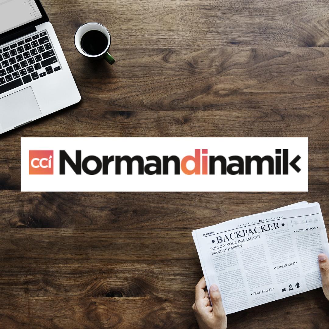 NORMANDINAMIK : L'agence de communication et d'innovation sociétale BBIRD remporte le trophée AGEFIPH Emploi et Formation pour l'intégration du handicap ! 3